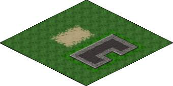 An isometric view on the world.